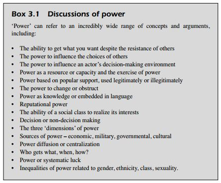 conflict occurs between powerful powerless essay Conflict transformation: a debate over semantics  may transpire in the system or structure within which the conflict occurs,  powerful, the powerless,.