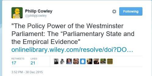 Cowley tweet 4.1.15