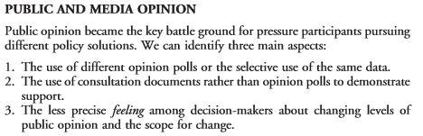 JEPP public opinion
