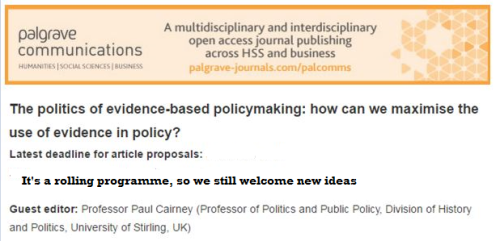 Palgrave Comms ad for blog