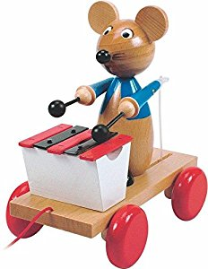 pull along mouse xylophone