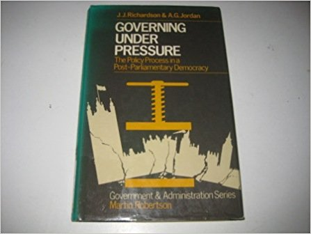 governing under pressure