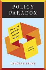 Stone policy paradox 3rd ed cover